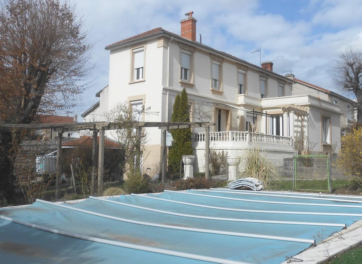 Maison De Maitre 240 M Piscine Et Terrain 1800 M Liberation 24